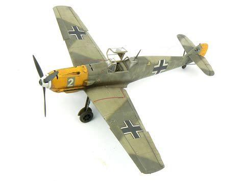 Eduard Bf 109e-1 Plus Armour And Some Work