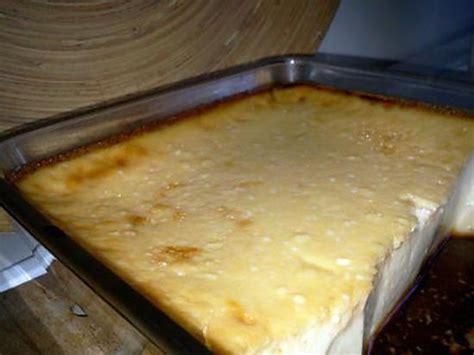 recette de cuisine familiale recette de crème au caramel plat familiale