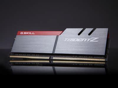 Gskill Trident Z Ddr4 2 X 8 Go 3200 Mhz Cas 16 Achat