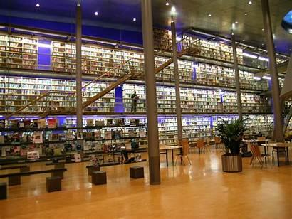Delft University Technology Library Lighting Korea Philippines