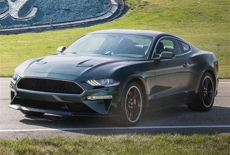 2019 Ford Mustang Bullitt Price, Release Date, Specs