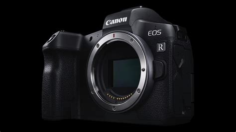 Canon Will Reportedly Launch Two New Eos R Mirrorless