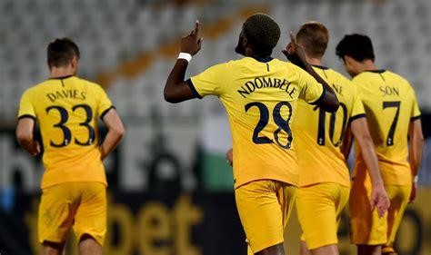 Shkëndija vs Tottenham live streaming: Watch UEFA Europa ...