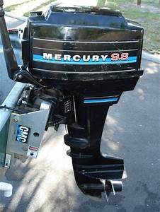 9 8 Mercury Outboard