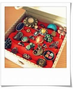 Maison Du Monde Boite A Bijoux : bo te de rangement pour bagues bijoux sucr s ~ Melissatoandfro.com Idées de Décoration