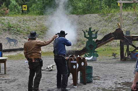 Cowboy Action Shooting