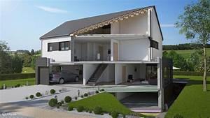 construction de maison en 3d 1 3d didactique technique With construction de maison en 3d