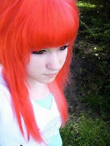 Fire Engine Red Hair Dye Permanent Because Fire Free