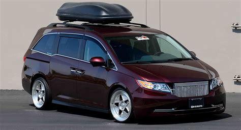 Honda Odyssey Bisimoto the 1029 hp bisimoto honda odyssey goes up for sale