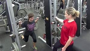 Personal Trainer Herndon VA - Gold's Gym Clocktower - YouTube
