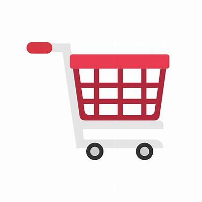 Svg Shopping Cart Icon Vector Flat Commons
