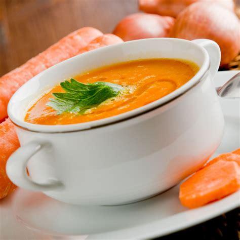 recette soupe de carottes poireaux  pommes de terre