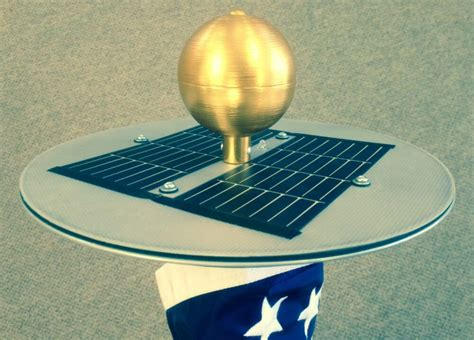 Solar Lighting : Flags Galore And More Store