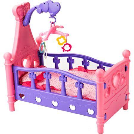 crib mobile walmart badger basket hearts doll crib with pill walmart