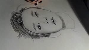 Speed Drawing Joshua   Uc870 Uc288 Uc544   From Seventeen