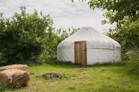 The Best Yurt Glamping Sites