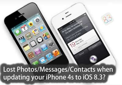 lost contacts on iphone easy iphone recovery how to recover lost photos messages