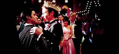 Prom Glee Gifs Klaine Queen Ryan Murphy