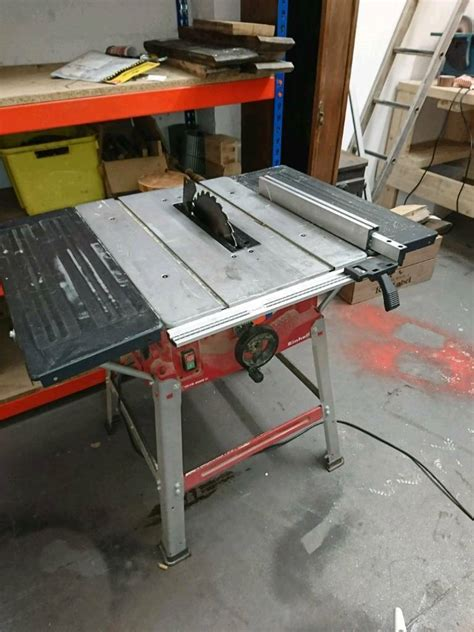einhell tischkreissäge tc ts 2025 u einhell tc ts 2025 u table saw in edinburgh city centre edinburgh gumtree