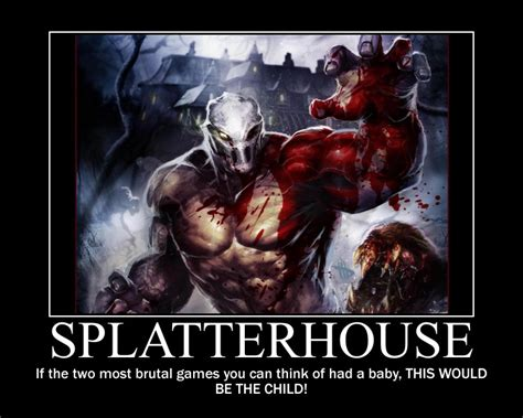 1000 Images About Splatter House On Pinterest Xbox 360