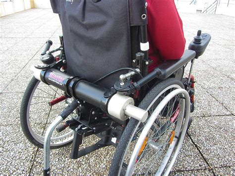 chaise roulante occasion suisse micheline teste le fauteuil roulant électrique minotor