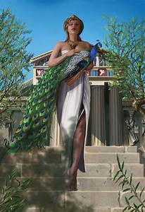 Hera ~ Greek Goddess of Marriage