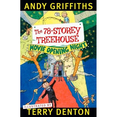 The Maze Runner Wallpaper Booktopia The 78 Storey Treehouse Treehouse Series Book 6 By Andy Griffiths 9781743535004