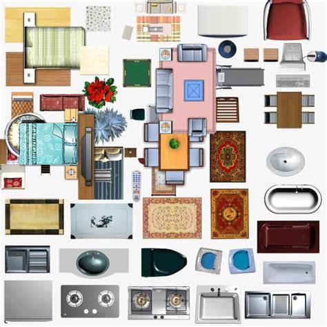 immobilier de la taille de la carte en matiere de meubles plan lit salle de bains fichier png