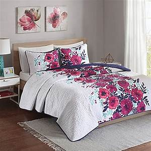 Intelligent Design Elodie Reversible Quilt Set - Bed Bath ...