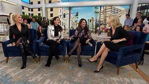 Real Housewives of Beverly Hills visit Megyn Kelly TODAY ...