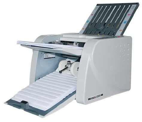 plieuse de bureau plieuse a friction ideal 8305