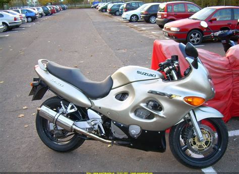 1999 Suzuki Katana 750 by 2001 Suzuki Gsx 750 F Katana Photos Informations