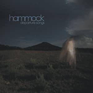 Hammock Albums departure songs