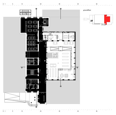 Homestyler Floor Plan Library by Gallery Of Library In Labin Ivana žalac Margita