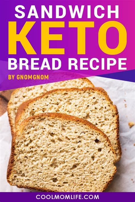 Amazing low carb keto bread. 11 Best Keto Bread Recipes for Your Ketogenic Diet - Cool ...