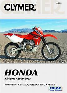 Honda Xr650r Motorcycle  2000