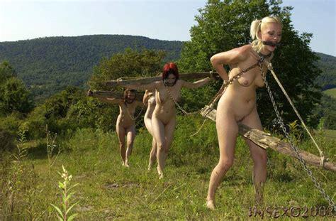 outdoor BDSM - PornHugo.Com