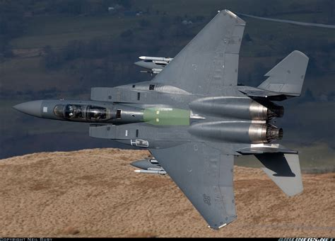 Mcdonnell Douglas F15e Strike Eagle  Usa  Air Force  Aviation Photo #1498394 Airlinersnet