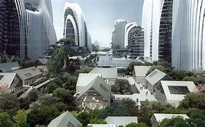 Seven Futuristic Cities That Could Define the World of ...