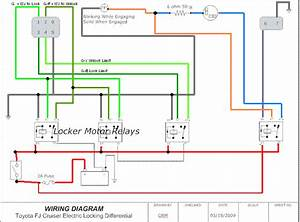 Any Electrical Engineers In The Room  Need Help Simplifing A Elocker Wiring