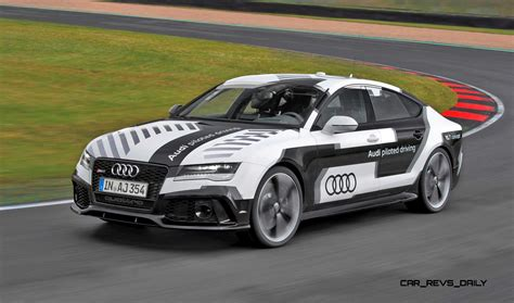 Update1 No Crash But No Speed Either 2018 Audi Rs7