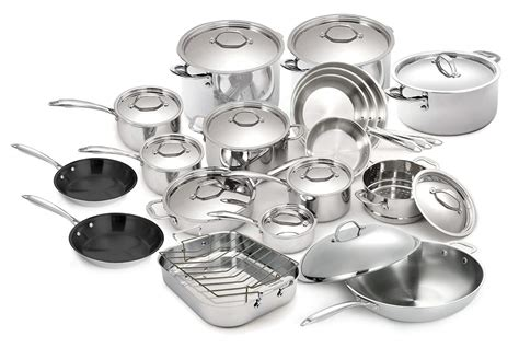 buy gibson home total kitchen cookware  piece combo setbrand  unopened bo  cheap price