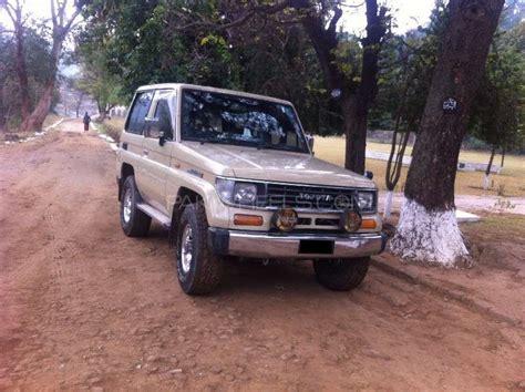 toyota prado rx 2 7 3 door 1992 for sale in abottabad pakwheels