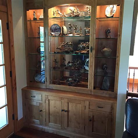 display cabinets stiglers woodworks cincinnati