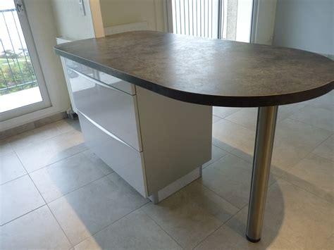 table ilot de cuisine plan cuisine en l avec ilot plan cuisine avec ilot