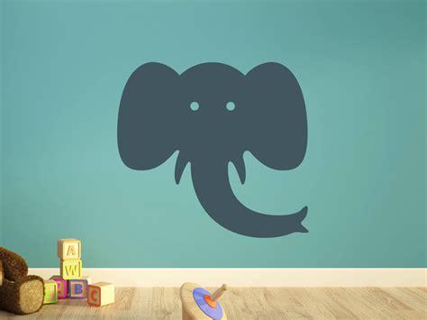 muursticker babykamer olifant muursticker olifant