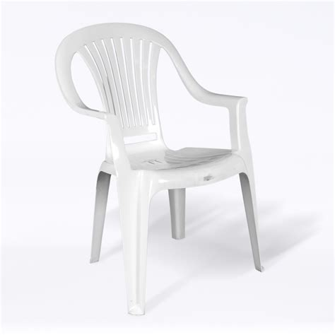 patio chair plastic