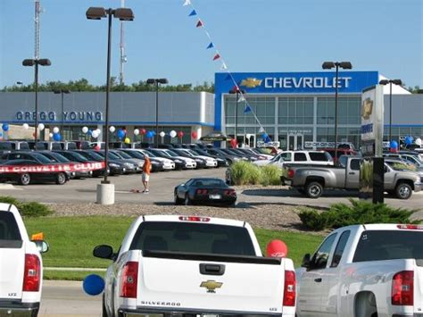 Omaha Chevy Dealer Gregg Young Chevrolet New Used  Autos Post