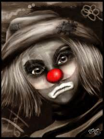 Payaso Triste Sad Clown