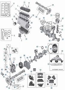 Cj 4 Cylinder Engine Parts